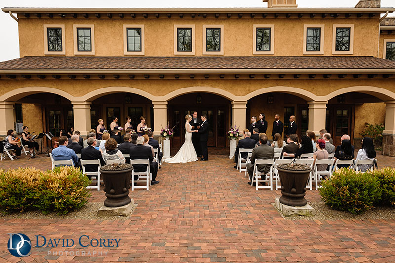 Gervasi Vineyard Outdoor Wedding