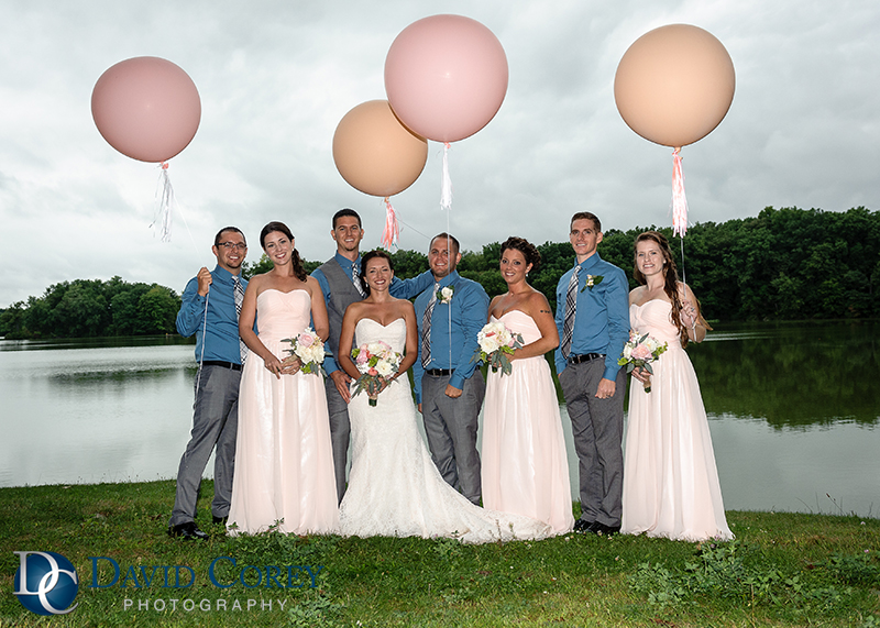 Wingfoot Lake Wedding