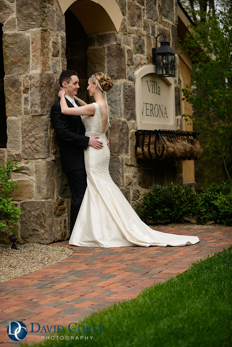 Gervasi Vineyard Villa Wedding Photos