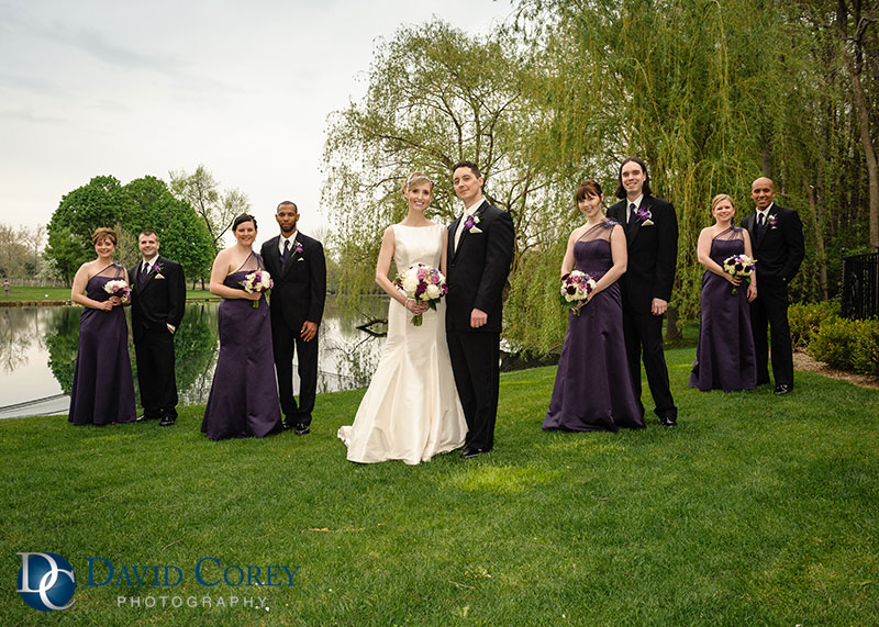 Gervasi Vineyard Wedding Pictures