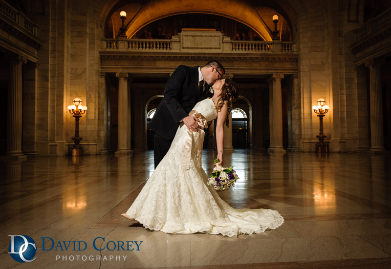 Cleveland Courthouse Wedding Pictures